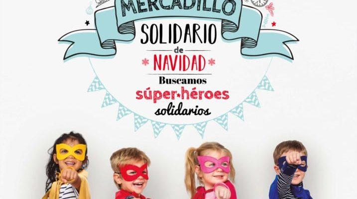 5º Mercadillo solidario Fundación Mapfre